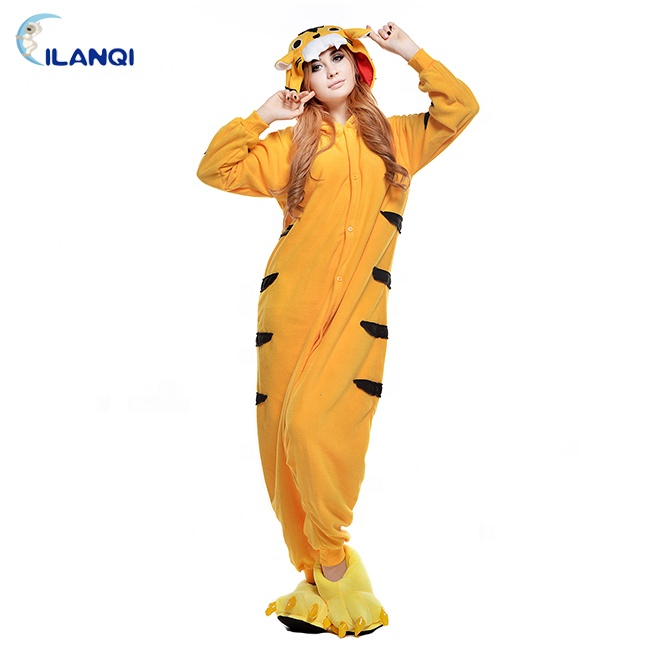 Women's Sleepwears Bright Kigurumi Animal Pajamas Pikachu Panda Owl Stich Pyjama Kigurumi Pijamas Zebra Sleep Tops Costume Cosplay Onesies Robe Excellent Quality