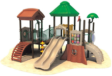 Fun For The Family Kids Outdoor Playground Low Price Playset Playground Parts -Buy Playground Parts,Wooden Play House(TY-9031B)