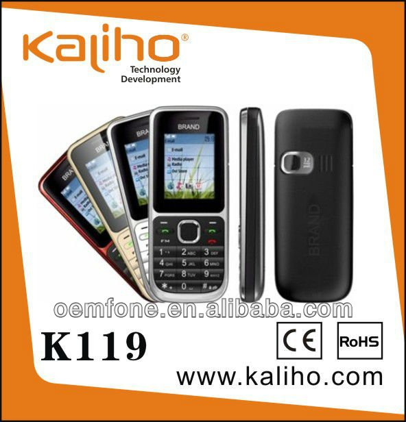 $8.5/Hot sale in South America /small size java mobile K119 TV mobile phone