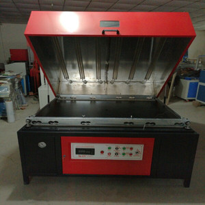 high performance plastic abs vacuum forming machine