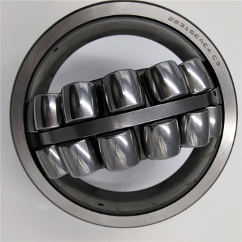 Railway vehicle axle stainless steel bearing 23022 spherical roller bearing