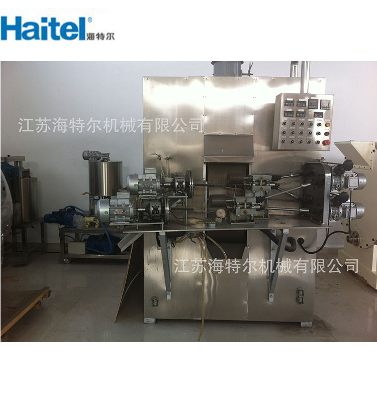 New Condition Multi-Function Center Filled Egg Roll Wafer Stick Machine