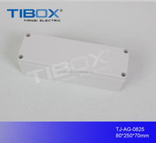 TIBOX ABS plastic switch junction box enclosure housing with lid/transparent cover