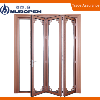 Aluminium Wooden Folding Door Price Malaysia Glass Folding Door ...