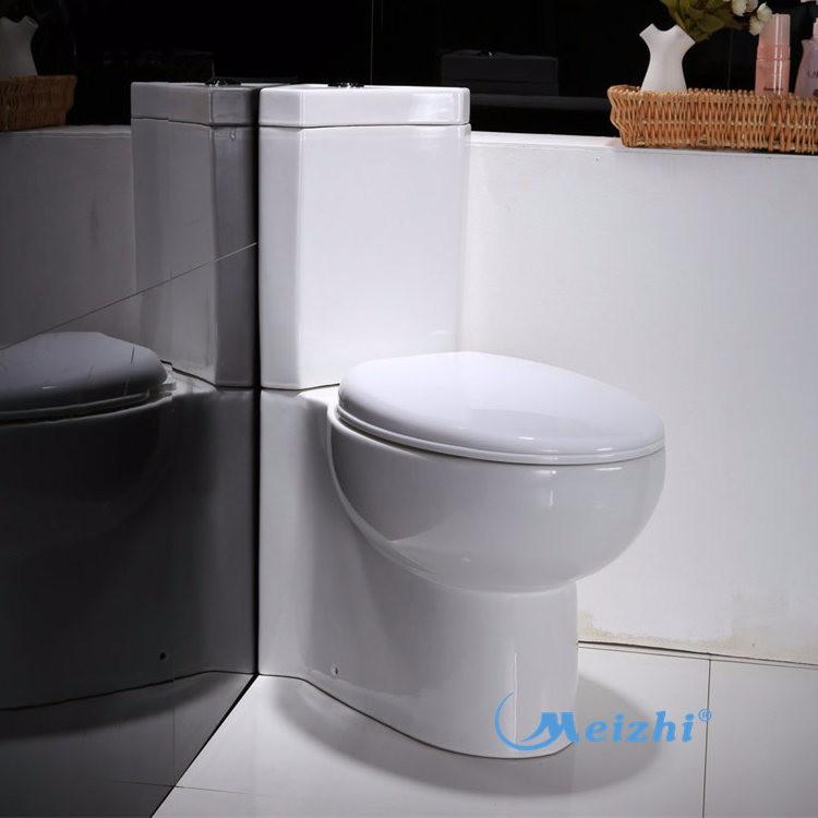 europea de lujo de dos piezas de cer mica wc inodoro