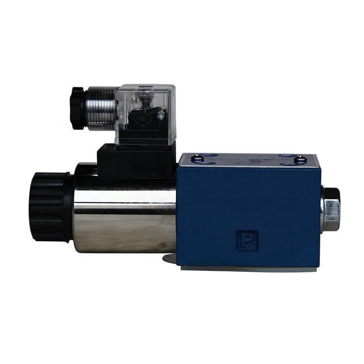Rexroth 4WE6D61 гидравлический контроль направленности электромагнитный клапан