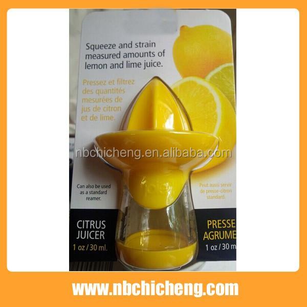 Hot Product Orange Juice Lemon Squeezer Plastic Lemon Lime Squeezer - Buy  Lemon Squeezer,Juice Squeezer,Orange Squeezer Product on Alibaba com