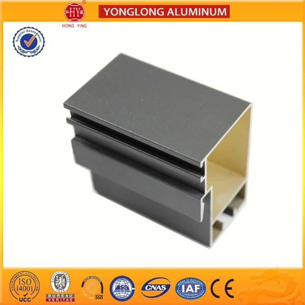 Aluminum Profile For Sliding Windows To Nigeria