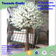 Export to America Plastic flower tree white wedding decor centerpieces artificial cherry blossom tree