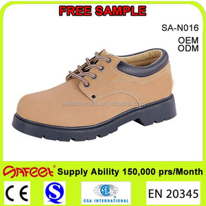 Good quality steel toe cap protective PPE shoes, RIGGER BOOT S3, Rigman safety shoes made in China SA-N016