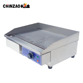 China Manufacture Cast Iron Electric Teppanyaki Grill Hot Plate