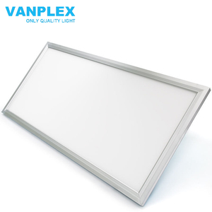 UL cUL DLC 50w 60w 70w 277V 347V square flat led panel ceiling lighting 2x4 60x120 led troffer panel light