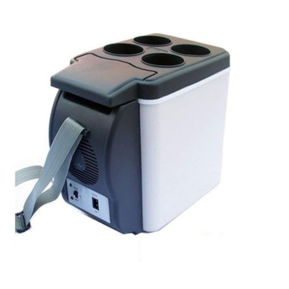 SL&BX Mini Kühlteil,Car Refrigerator Cooler Mini Refrigerator Car Mini Fridge Portable Refrigerator And Freezer