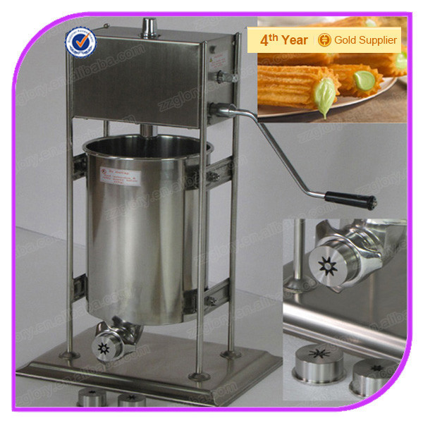 most effective top quality low price spanish automatic churros machine for sale