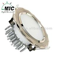 MIC led downlight double 6w