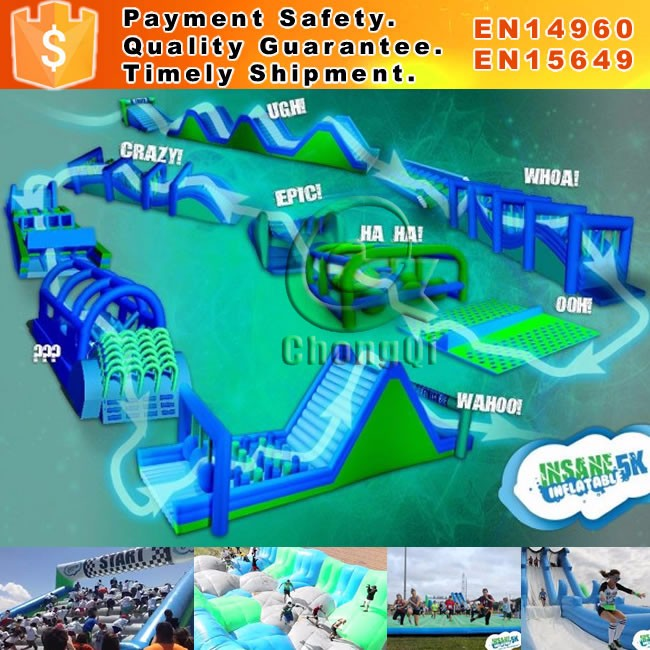 Congratulate, inflatable obstacle courses for adults can