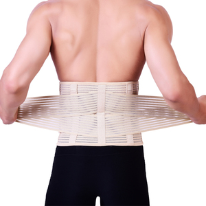 RUNYI Medical Orthopedic Lumbar Back Brace for back pain relief