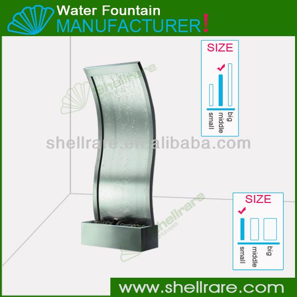 Shabby chic de conception de maison paravent cloison écran intérieur  cascade fontaine d\u0027eau