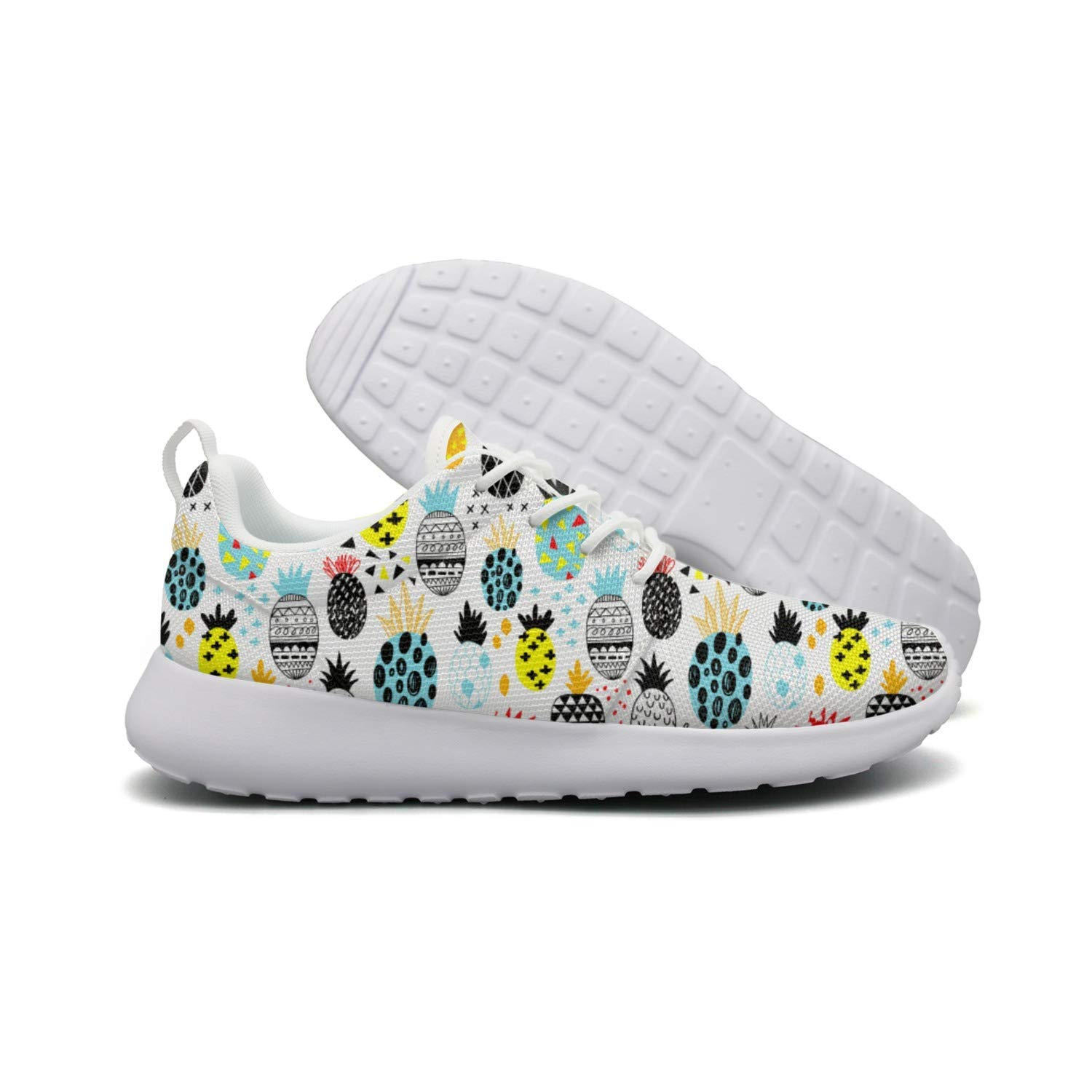 lingxxshow Be a Cool Pineapple Cool Print Women s Sports Running Shoes  Casual Lightweight Athletic Sneakers 9faf9f732