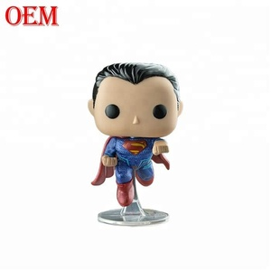 OEM Factory Made Vinyl PVC Toy 3D Mascot Figure Toy