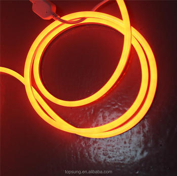 Led Ultra Thin Neon Flex Rope Light
