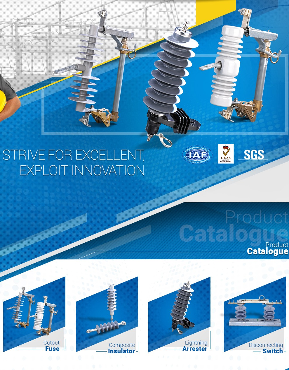 Zhejiang Meto Electrical: New Product High Voltage Building 11kv Lightning Arrester