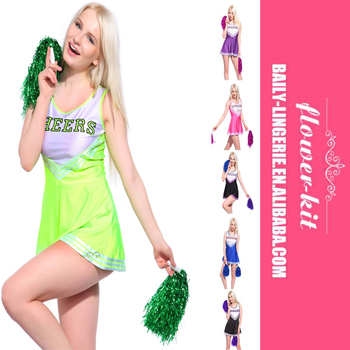 High School Girl Sports Team Cheer Girls Uniform Cheerleader Costume Outfit For Women  sc 1 st  Wholesale Alibaba & High School Girl Sports Team Cheer Girls Uniform Cheerleader Costume ...