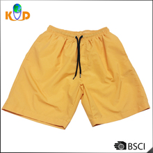 Quick dry wholesale mens blank new design sports running men shorts