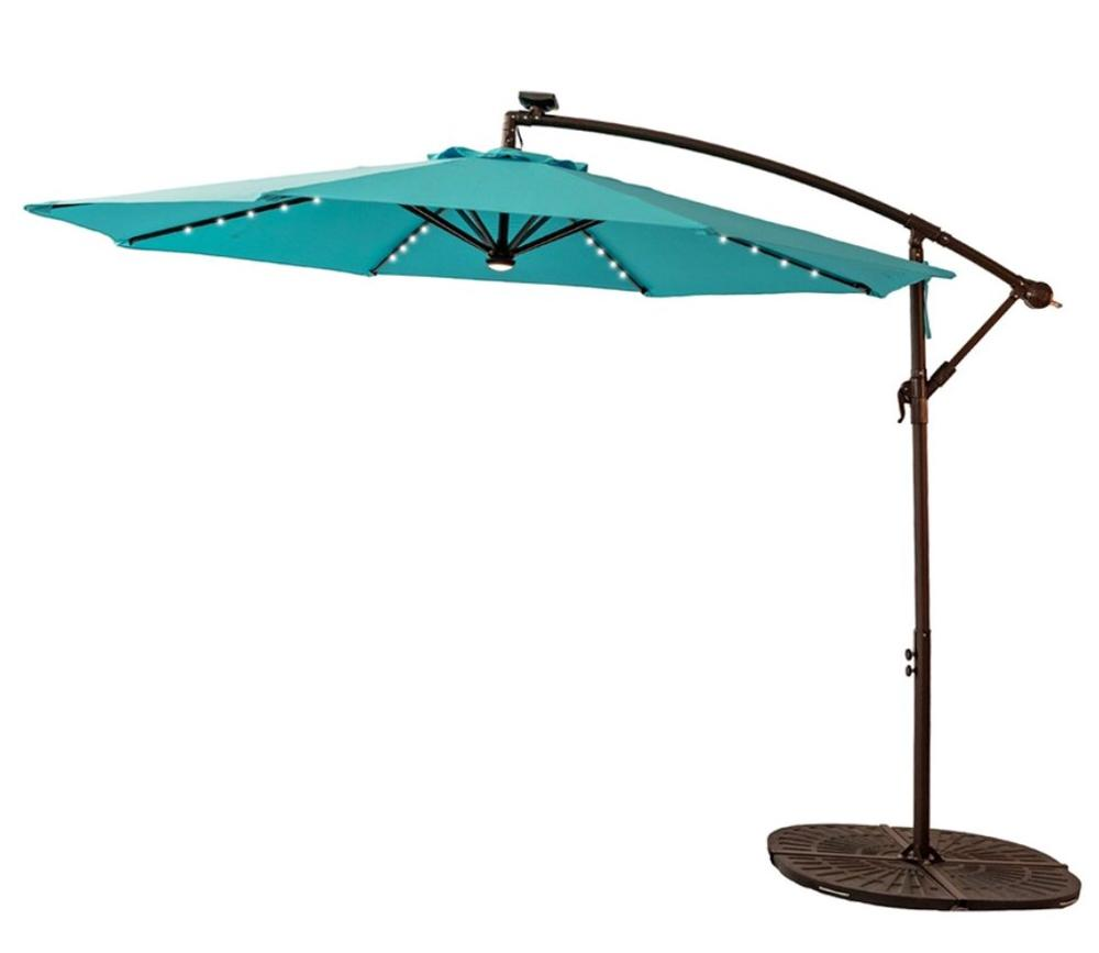 Outdoor garden parasol cover cantilever umbrella cover