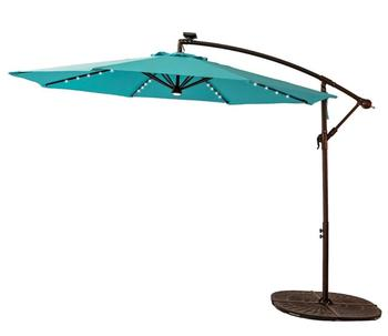 Outdoor Garden Parasol Cover Cantilever Umbrella