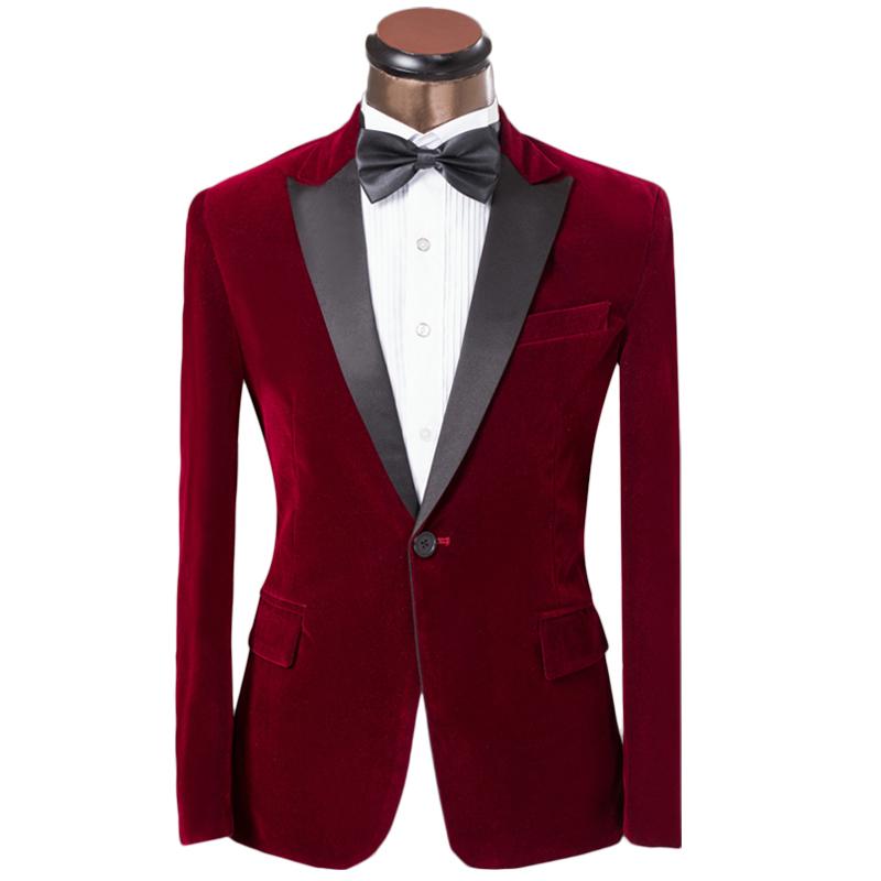 Buy fashion tuxedo mens youth suits wedding dress man suit terno ...