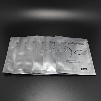 2016 hot CE FDA certificate customized blink eyelash extension pads