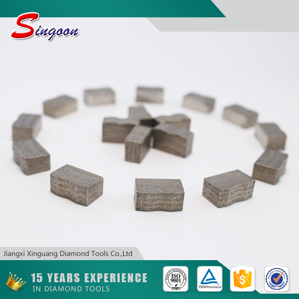 Fast Diamond Quarry Cutting Saw Blade Grinding Segments Brazing Machine