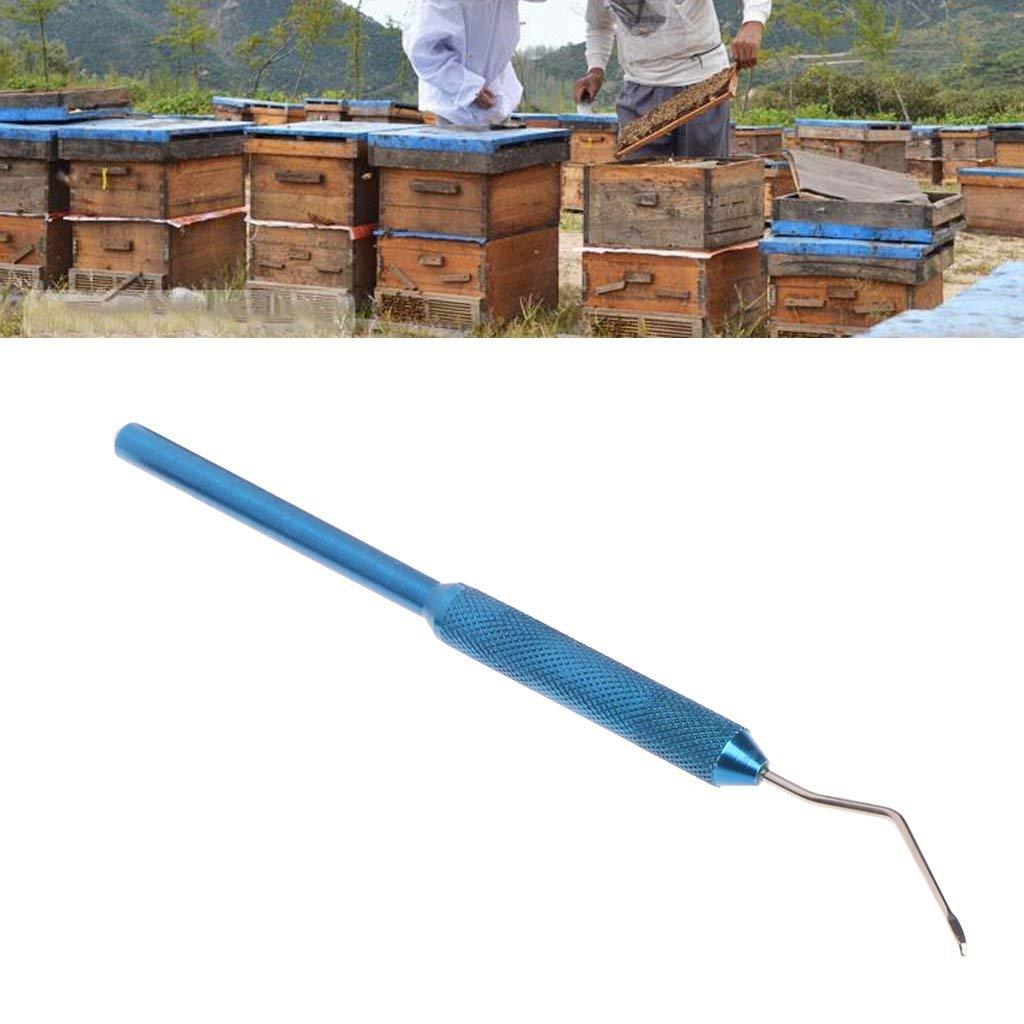 zobeen Beekeeping Bee Grafting Tools For Hive Queen Rearing Stainless Steel Bee Needle