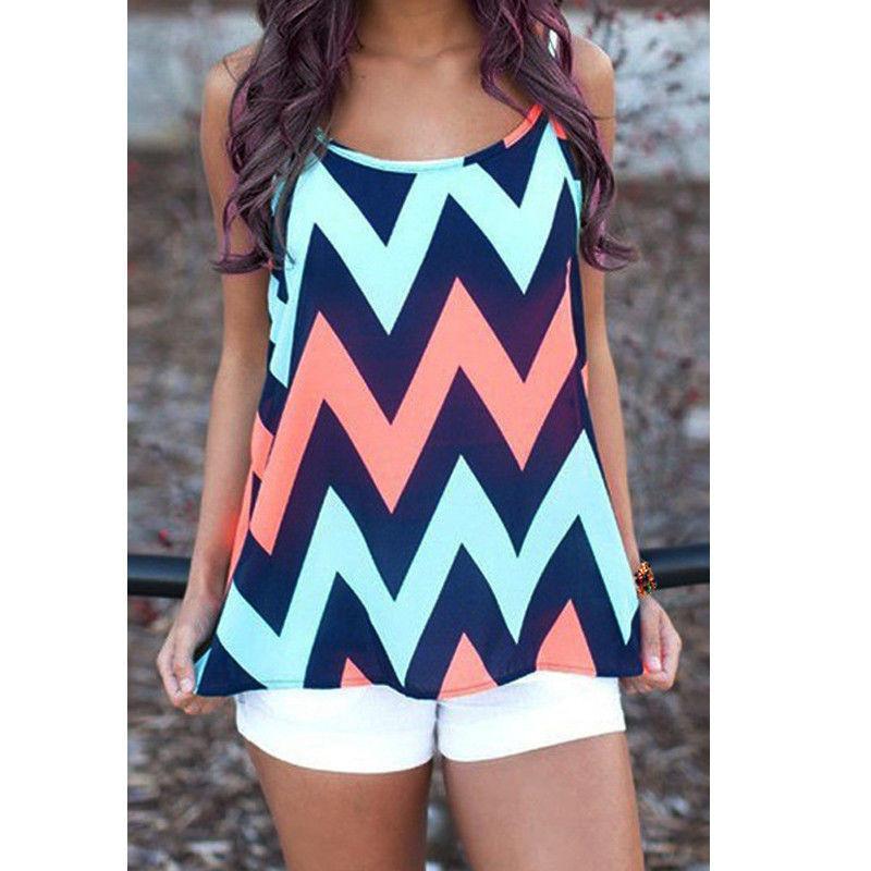 486d771c89d613 2019 Wholesale 2016 Summer Style Sexy Women Blusas Sleeveless Halter ...