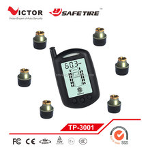 truck tpms with 4 to 22 wheels optional, with external sensor