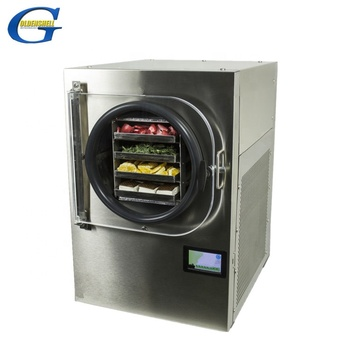 bench top freeze dryer small laboratory freeze dryer