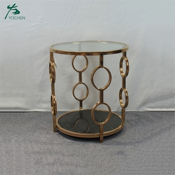 Gold Metal Round Coffee Table.Gold Metal Classic Round Coffee Side Table Buy Coffee Side Table Sofa Side Table Bed Side Table Product On Alibaba Com