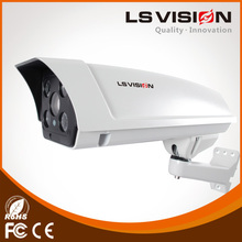 LS VISION IR 50-70M Night Vision Onvif 1.3mp IP Camera and Mini Nvr with POE Function