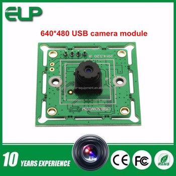 ELP 0.3mp ov7725 VGA M7 LENS cmos free driver micro usb webcam for Kiosk