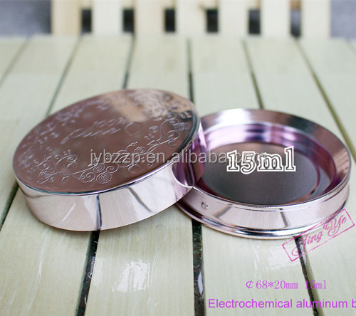 28mm wide aluminum closure for jar