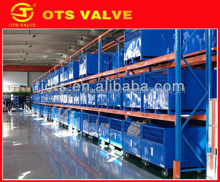 Wholesale large size electric control ductile iron resilient seat ...