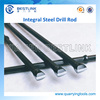 Construction Drilling Rock Stainless Integral Drill Rod