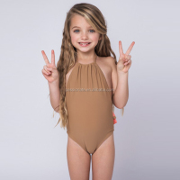 young girl swimsuit with ruffle kids swimsuit little girls swimwear