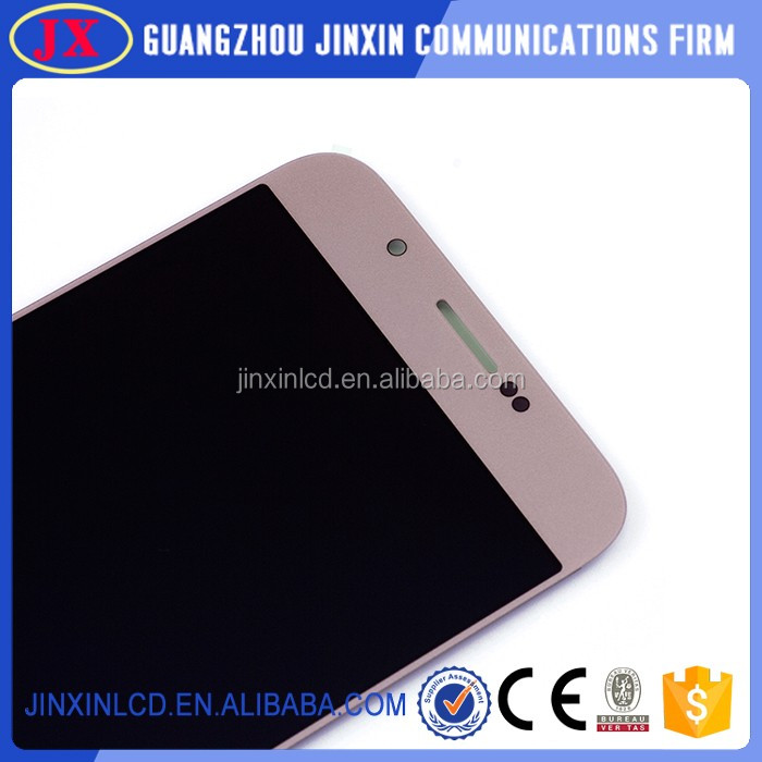 12 month guarantee original new mobile phone lcd for samsung A8 dispaly assembly