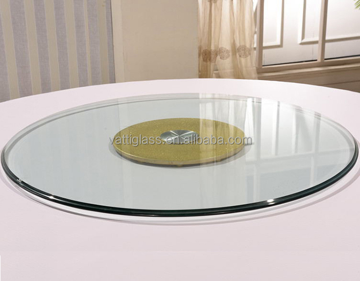 Whole 10mm Motorized Lazy Susan 12mm Gl Turntable High Quality Crystal