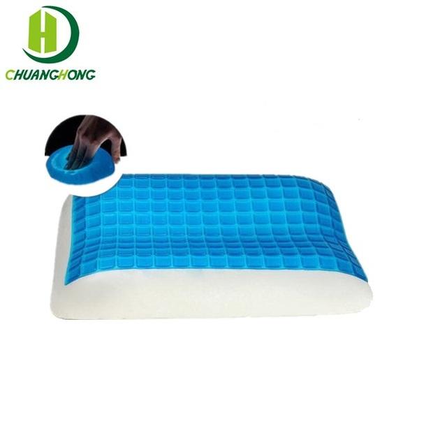 Height Adjustable Air Pump Inflatable Hotel Wholesale Gel Memory Foam Pillow  Alibaba Trends