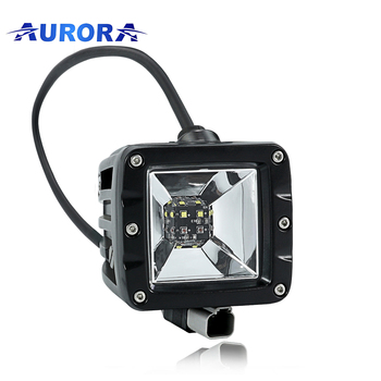AURORA 2inch led light Tail Light Amber White led flood light offroad led lamp