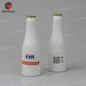 Fashion price aluminium inflatable 650ml beer bottles