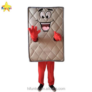 Funtoys CE custom Mattress man Mascot Costume